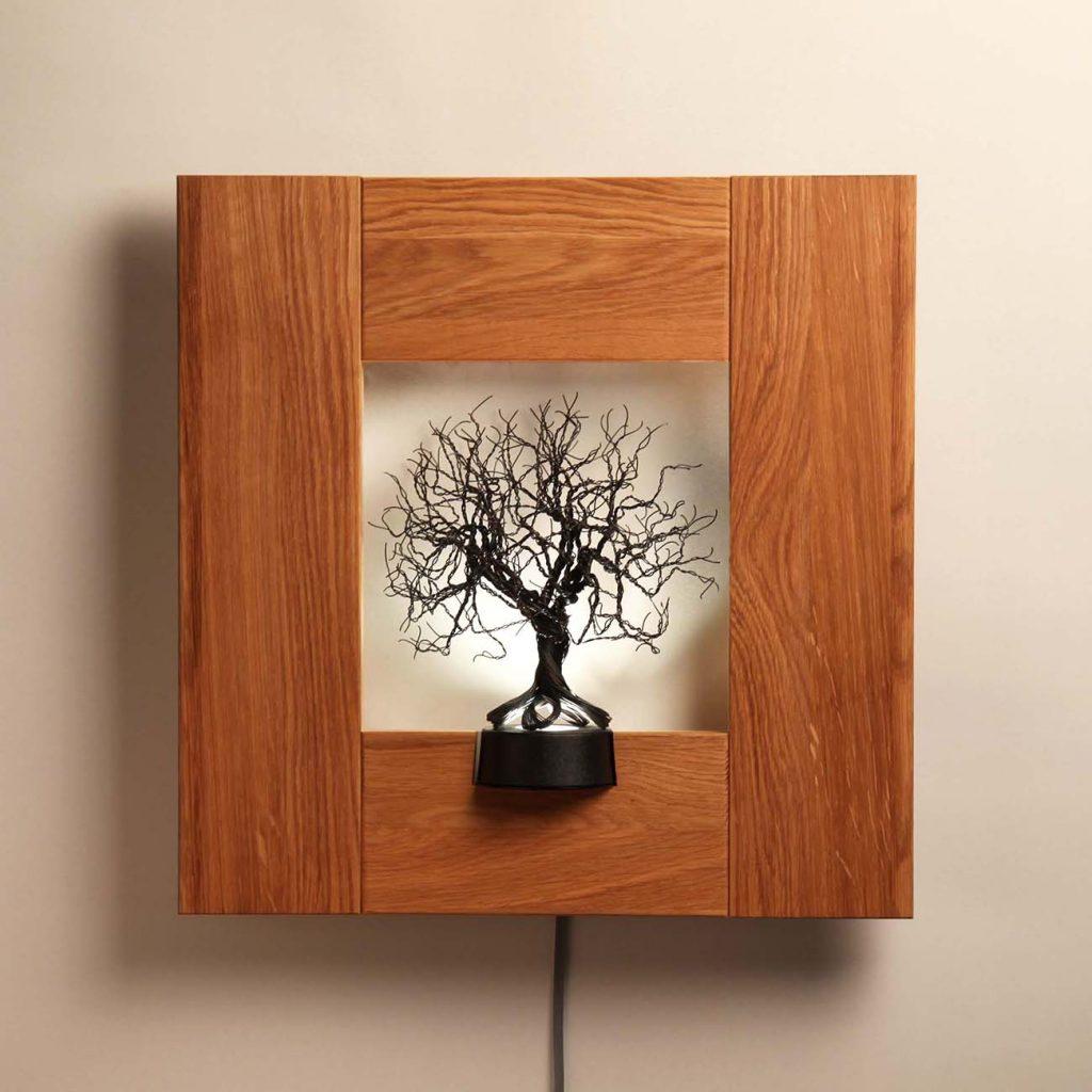 Livets träd i ekram