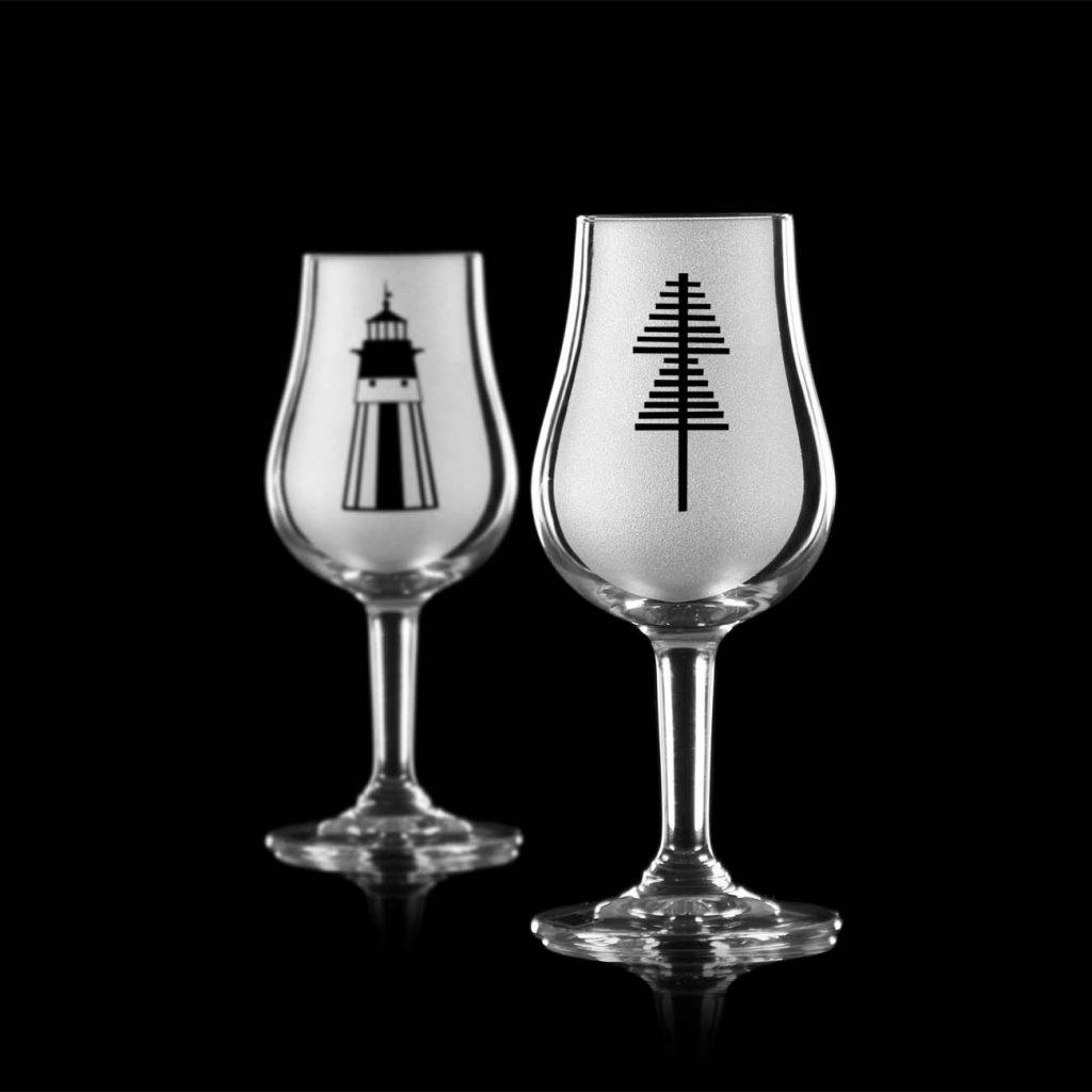 Whiskyglas Skärgård 2st